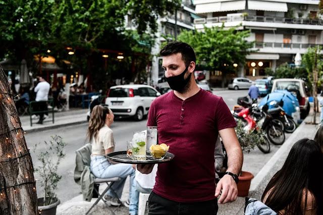 Ανεμβολίαστοι εργαζόμενοι σε εστίαση-τουρισμό: Στα 100 ευρώ η μηνιαία επιβάρυνση