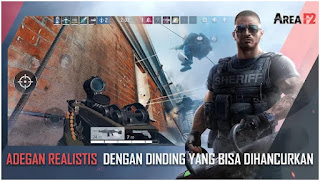 Download Area F2 FPS Apk Terbaru