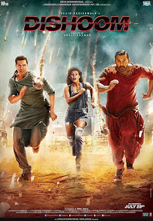 Dishoom (2016) Movie Download Hindi 720p BRRip