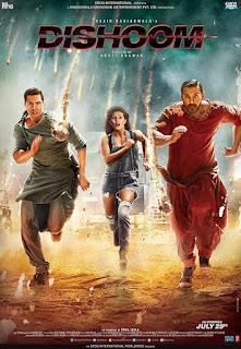 Download Dishoom (2016) Hindi Full Movie Download 720p BRRip