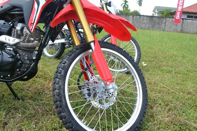 Honda CRF 150 L, Motor Trail yang Bisa Digunakan Oleh Siapa Aja Dimedan Extreme Maupun Jalan Raya