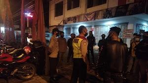 Polsek Pameungpeuk Polresta Bandung Rutin Patroli Rawan C3 di Malam Hari