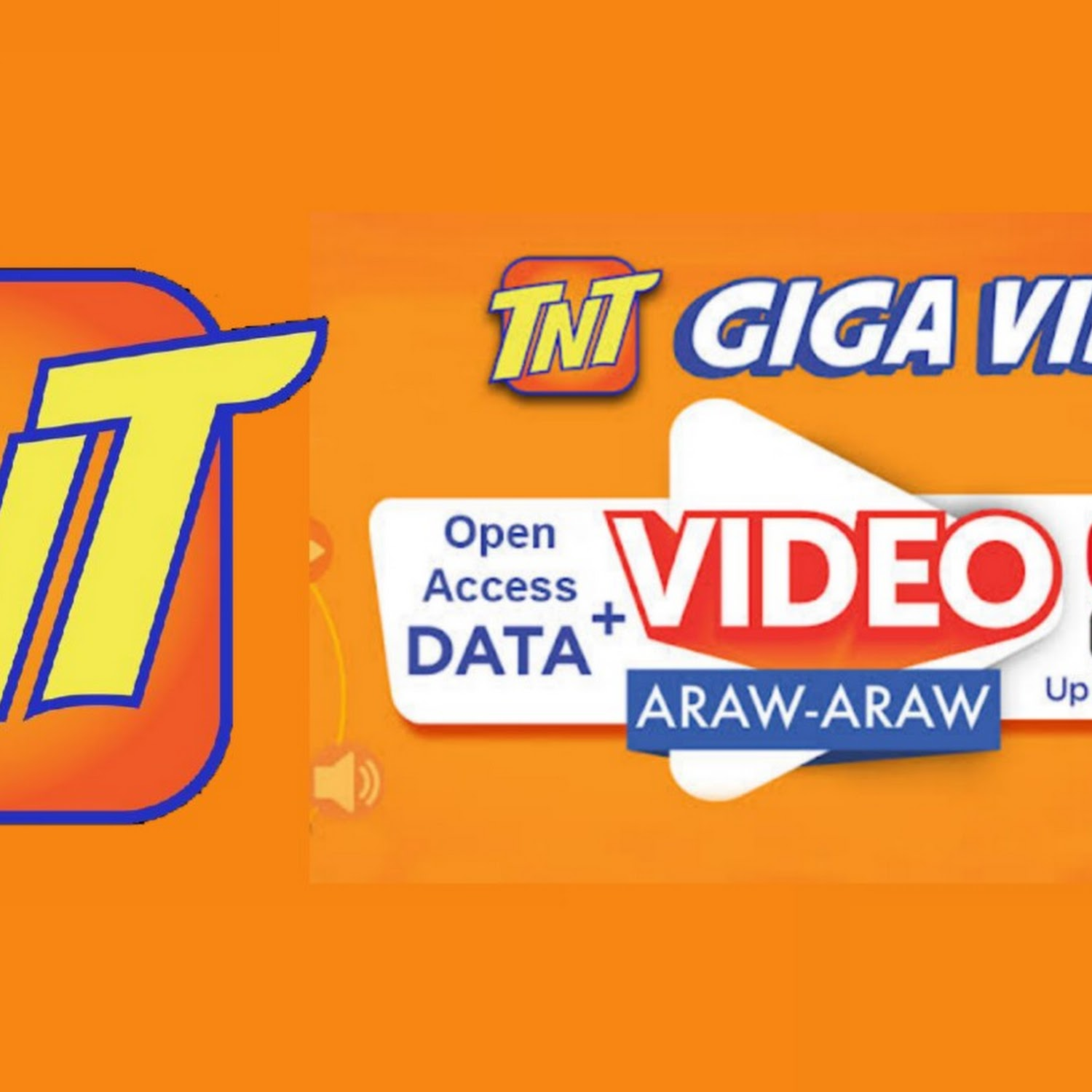 TNT GIGA Video Promos: Mobile Data + 1GB Video Everyday
