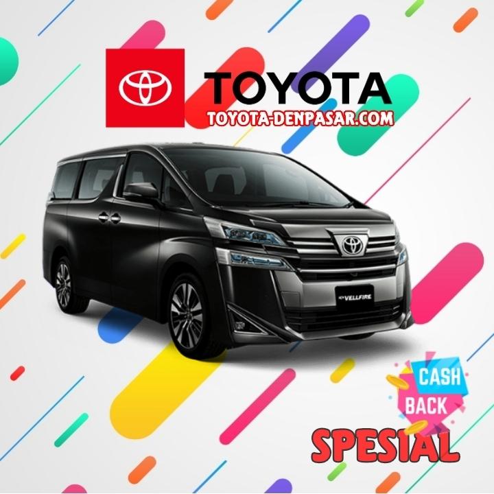 Toyota Denpasar - Lihat Spesifikasi New Vellfire, Harga Toyota Vellfire Bali dan Promo Toyota Vellfire Bali terbaik hari ini.