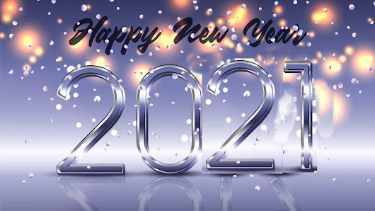 Happy New Year 2021 download besplatne pozadine za desktop 1920x1080 slike ecards čestitke Sretna Nova godina