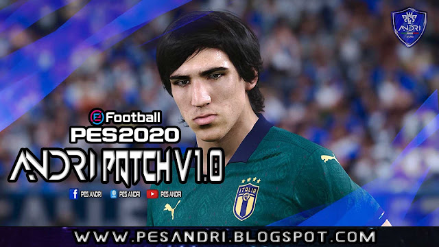 PES 2020 Andri Patch V1.0 For Season 2019/20