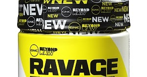 Frugal Finance Supplement Review Gnc Ravage Pre Workout Powder