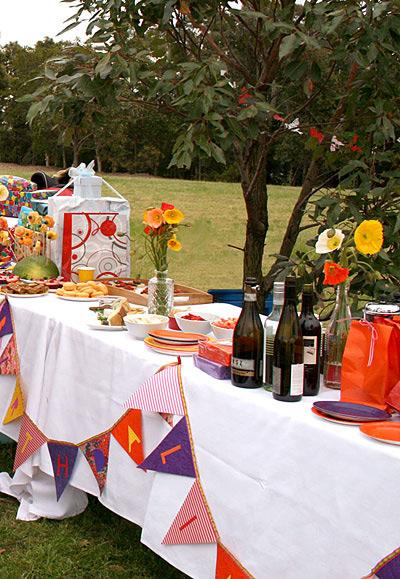 Birthday Party Ideas Park