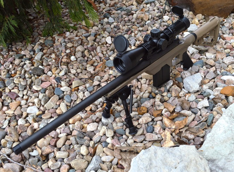 MDT Tactical LSS Remington 700 Chassis System Review
