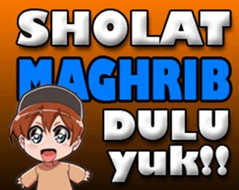 Tata Cara Dan Bacaan Sholat Magrib Arab, Latin Beserta ...
