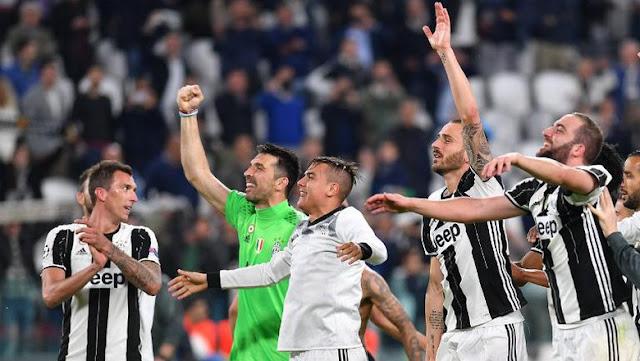 Juventus Kibarkan Bendera Italia di Panggung Eropa