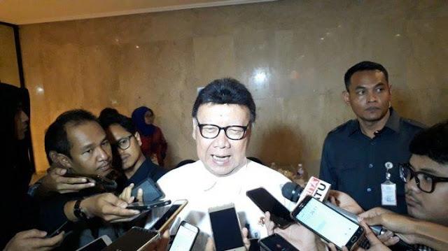 Jika Ada Pemilih Ganda, Tjahjo Kumolo: Saya Siap Dipecat!