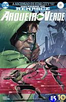 DC Renascimento: Arqueiro Verde #21