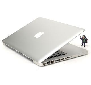 MacBook Pro Core i5 13-inchi Late 2011 Bekas Di Malang