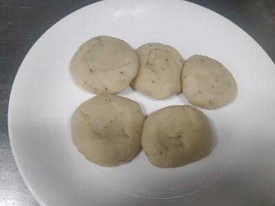 Dough ball for samosa recipe