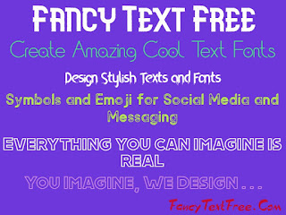 Fancy-text-generator-free