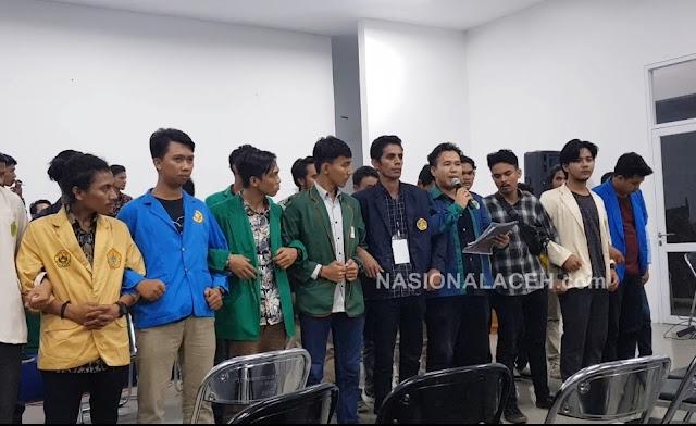 Presma Trisakti Dikudeta Sebagai KORDA DKI Jakarta BEM Nusantara di Forum Pra-Temu yang ke XII