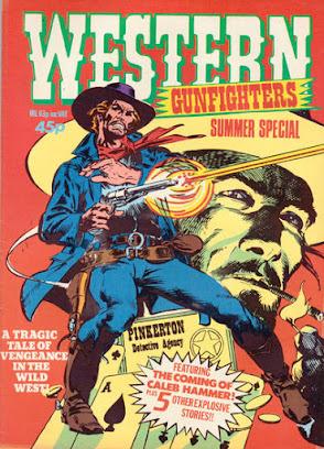 Western Gunfighters summer special 1981