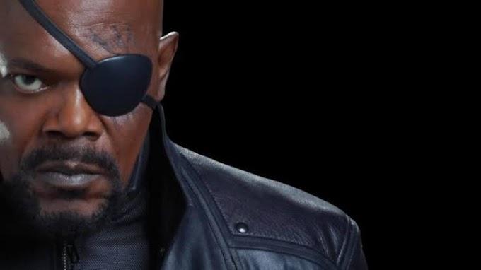 Nick Fury | Personagem da Marvel ganhará sua própria série no Disney+