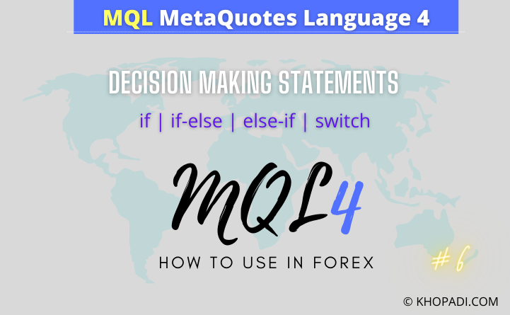 Decision Making Statements IF-Else Switch Statements in MQL.png