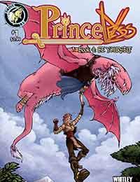 Princeless Book 4: Be Yourself (2015) Comic