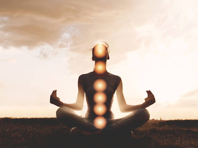 yoga term chakra