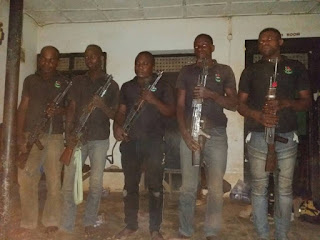 Soldiers arrest Benue State Sponsored  Militia ... See Photos