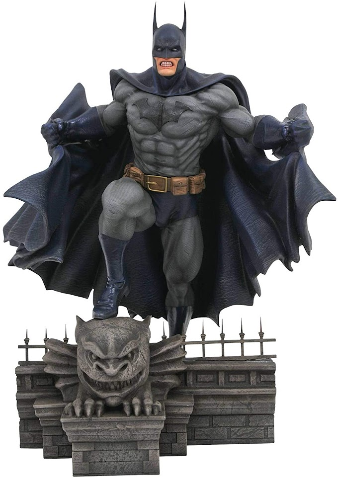 Fantástica figura de Batman