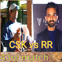 IPL 2018 CSK vs RR preview and live score