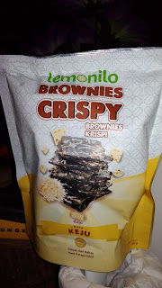 Brownies crispy