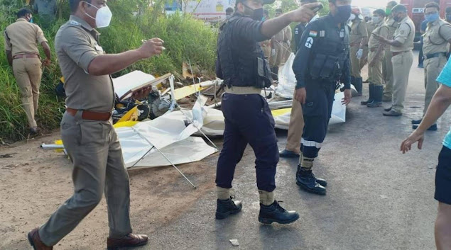 Two Naval officers killed