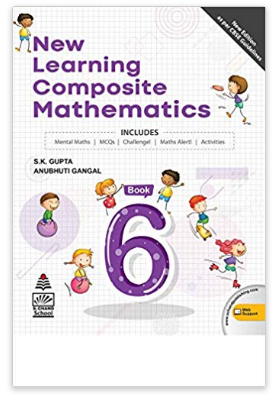 2020 Exam Preparation Books | New Learning Composite Mathematics-6
