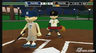 Backyard Baseball 2010 - PS2