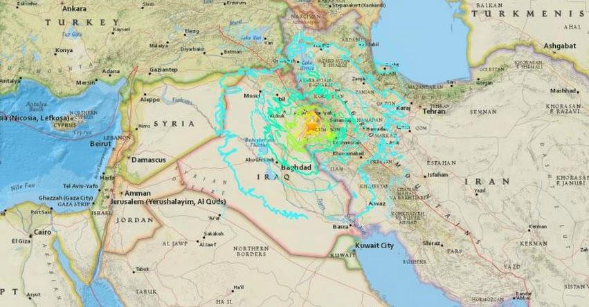 Devastador terremoto de 7,2 entre Irán e Irak deja, más de 100 fallecidos y 1.000 heridos [VIDEO]