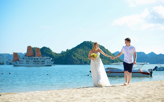 Vietnam among top 10 budget honeymoons
