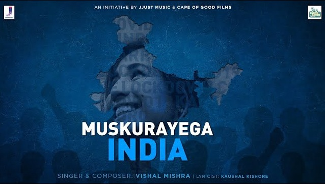 Muskurayega India Lyrics - Vishal Mishra