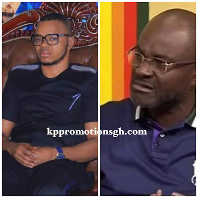 Obinim Will Go Mad Before He Die, If He Does Not Confess And Apologize To Ghanaians - Kennedy Agyapong Curses (Read Full Story)