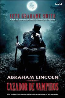 Cazador de vampiros – Abraham Lincoln