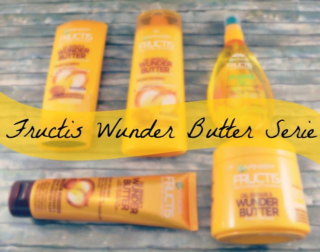 Garnier Fructis Wunder Butter Reihe