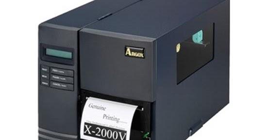 ARGOX X2000V DRIVERS DOWNLOAD
