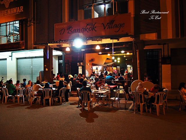 DBangkok Village Restaurant  Address Location Map