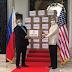 """Amerika Nag-donate  ng 100 """"state-of-the art"""" ventilators sa Pilipinas."""