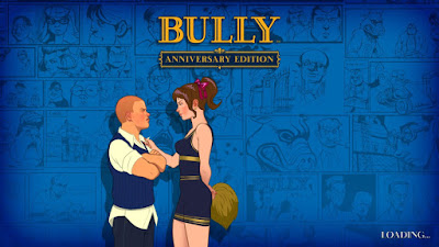 Download Game Bully: Anniversary Edition Apk + OBB