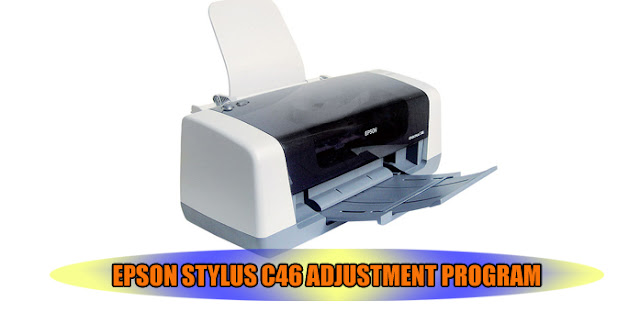 Epson Stylus C46 Printer Adjustment Program