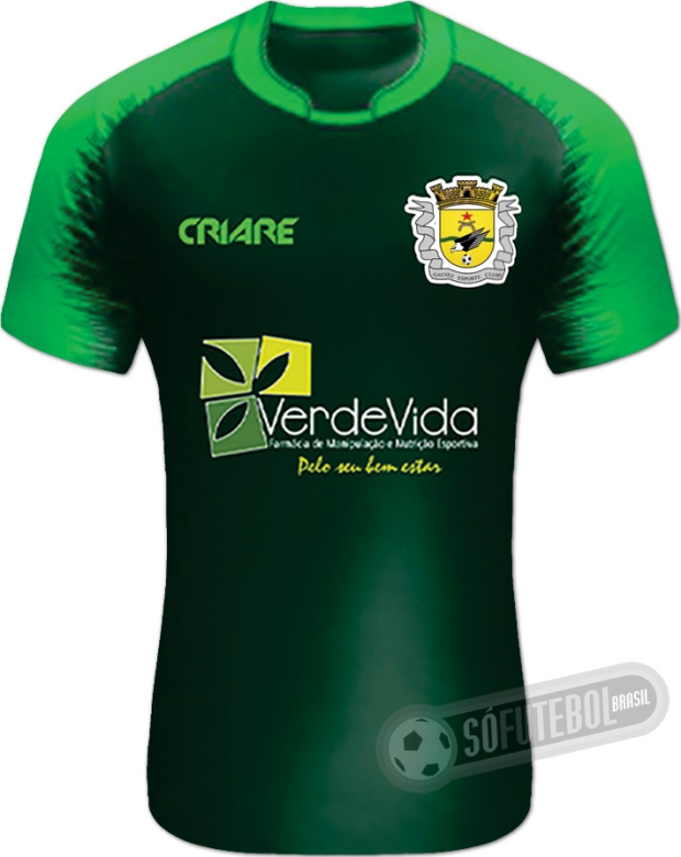 844e7c2bd8 Criare divulga as novas camisas do Galvez - Show de Camisas