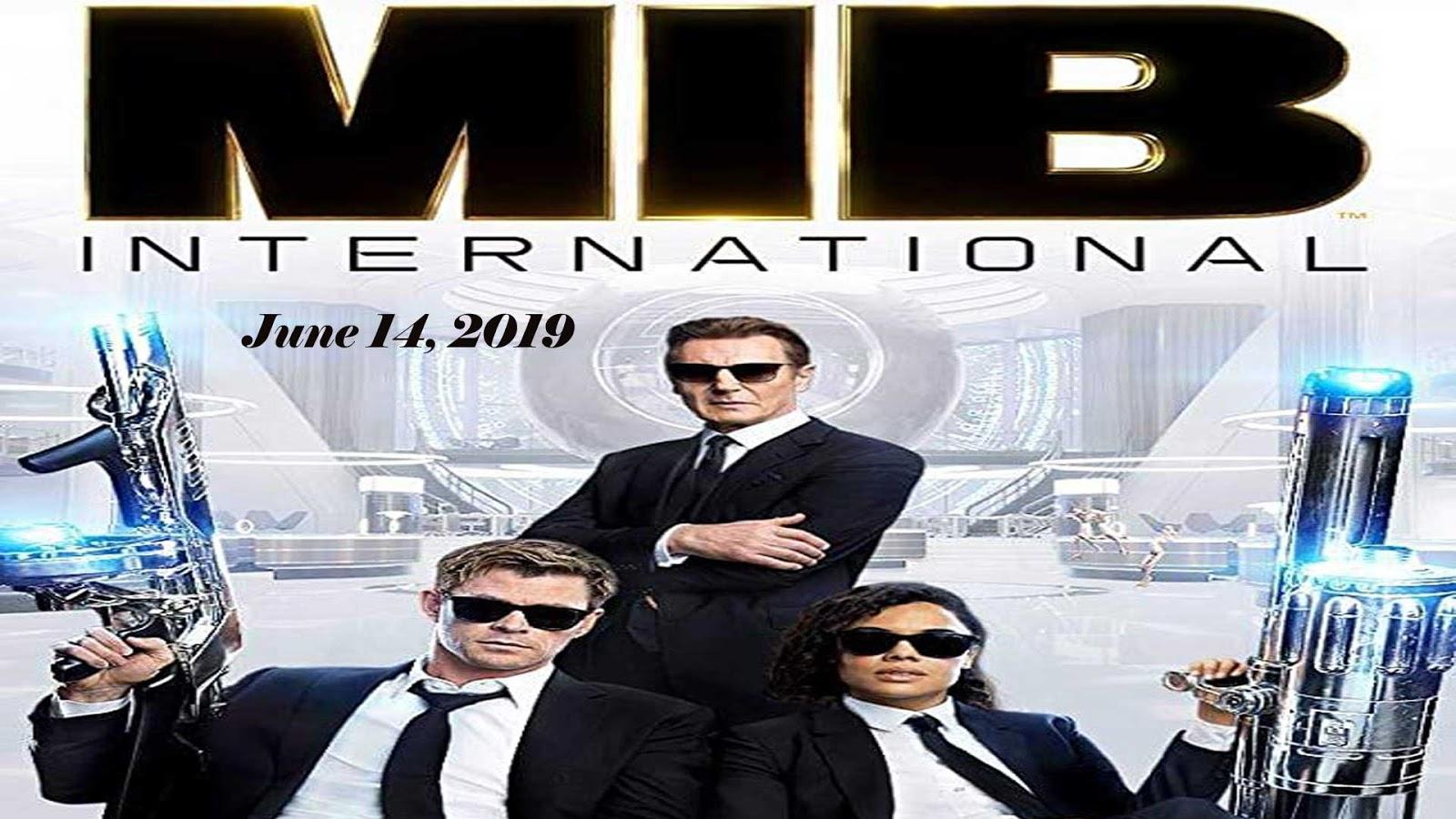 Movie Poster 2019: International (2019) (In Hindi