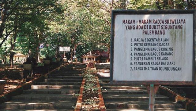 Mengenal Bukit Siguntang Palembang