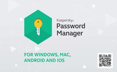 تطبيق Kaspersky Password Manager ينهى مشكلة نسيانك لكلمات المرور الخاصه بك