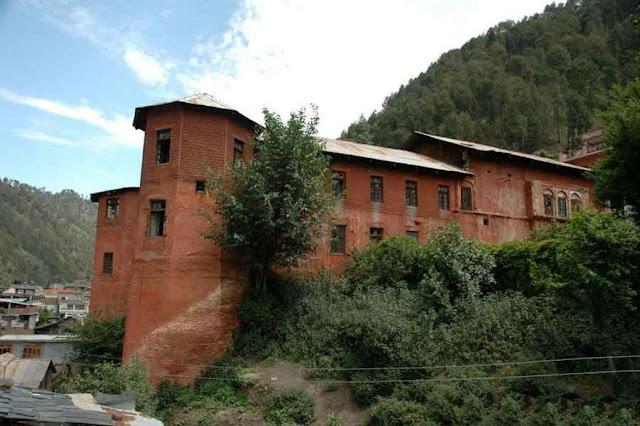 Rang Mahal palace Chamba