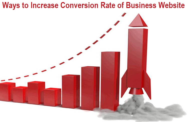 Increase Conversion Rate of Business Website